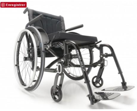 Motion Composites Ultralight Folding Wheelchair Helio C2