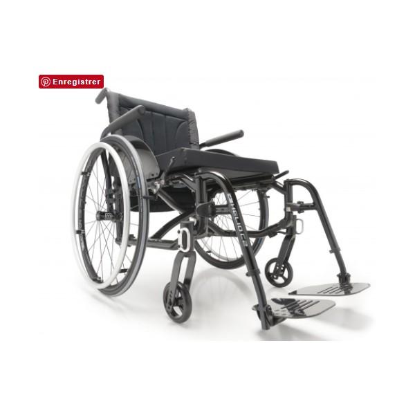 fauteuil roulant pliant ultra l ger helio c2 motion composites la maison andr viger. Black Bedroom Furniture Sets. Home Design Ideas