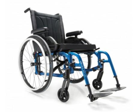 Fauteuil roulant pliant ultra-léger Helio A7 Motion Composites
