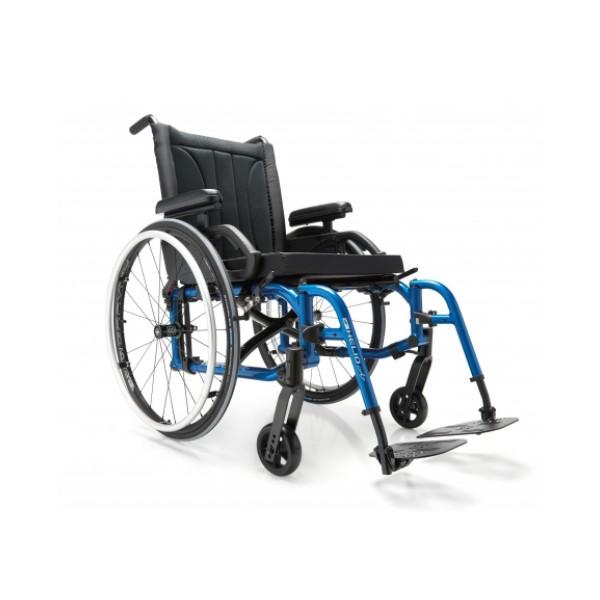 fauteuil roulant pliant ultra l ger helio a7 motion composites la maison andr viger. Black Bedroom Furniture Sets. Home Design Ideas