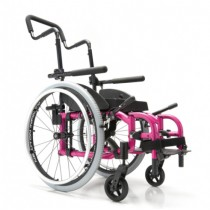 Motion Composites Helio Kids Folding Wheelchair for Kids