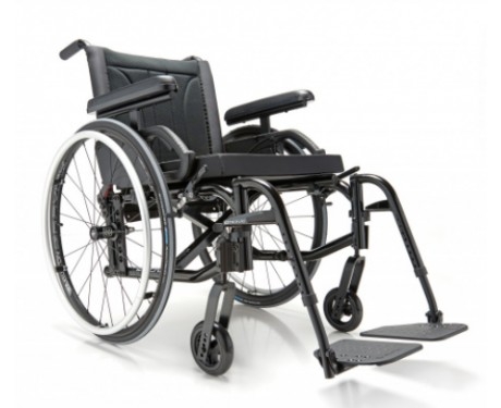 Motion Composites Ultralight Folding Wheelchair Move