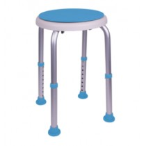 Carex Swivel Bath Stool