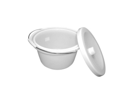 Carex Replacement Commode Bucket With Lid