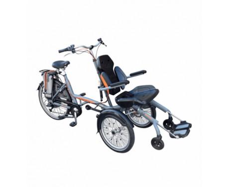 Vélo pour fauteuil roulant Van Raam OPair