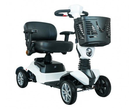 Heartway 4 wheel mobility scooter Zen Plus