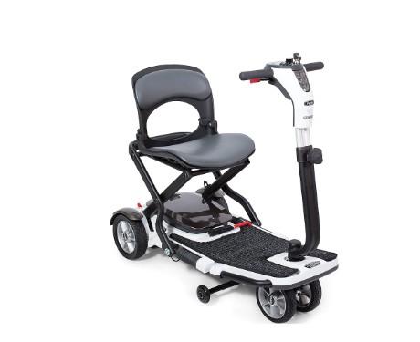 Folding 4 wheel mobility scooter Go-Go
