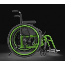 Ultra-light folding wheelchair Helio A6