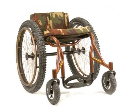 Crossfire All-Terrain Wheelchair