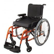 Fauteuil roulant ultra-léger pliant Quickie LXi