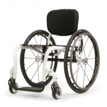 Ultra-light rigid wheelchair Quickie 7 Series