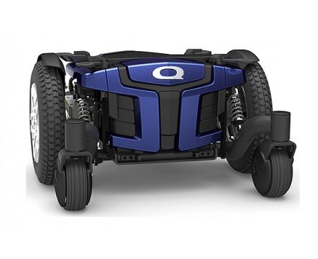 Base de fauteuil roulant électrique Q6 Edge HD