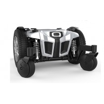 Electric wheelchair base Q6 Edge 2.0X