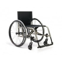 Titanium folding Wheelchair