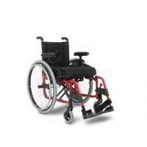 Litestream folding wheelchair
