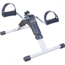 Colporteur d'exercices pliants avec affichage électronique