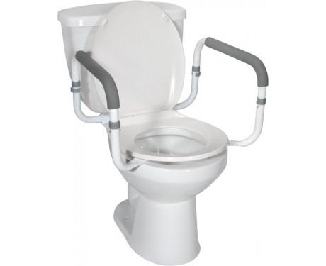Appuies sécuritaires de Toilette