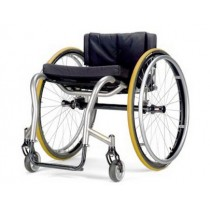 Ultra-Light Rigid Wheelchair CROSSFIRE Titanium