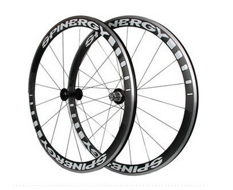 Roues en carbone SPINERGY