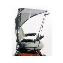 Protecteur de pluie pour quadriporteur