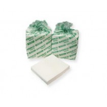 Serviettes sèches pour l'incontinence