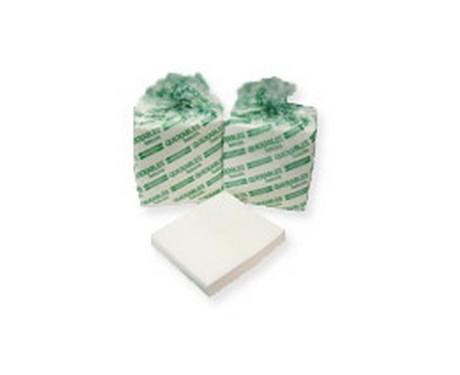 Lingettes sèches pour incontinence