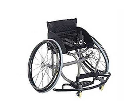 Fauteuil roulant Quickie Ti All Court®.