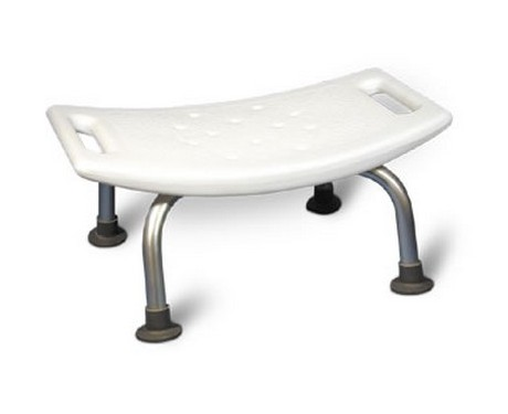 Low profile bath bench la maison andr viger for Low height bathtub
