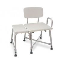 AquaSense Bariatric Transfer Bench with Armrest