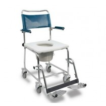 Commode on wheels EURO
