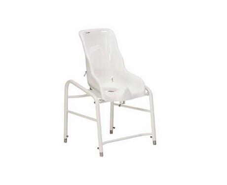 Chaise de salle de bain Swan