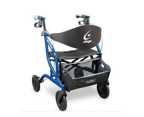 Ambulateur léger à pliage latéral, extra-large Airgo® eXcursion™