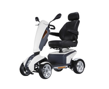 S17 Cutie 4-wheel mobility scooter