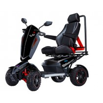 S12 Monster X 4-wheel Mobility Scooter