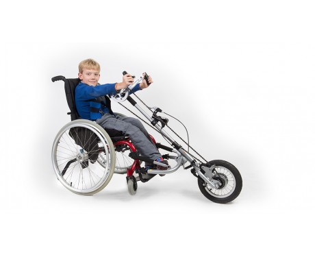 Dragonfly Attachable handcycle