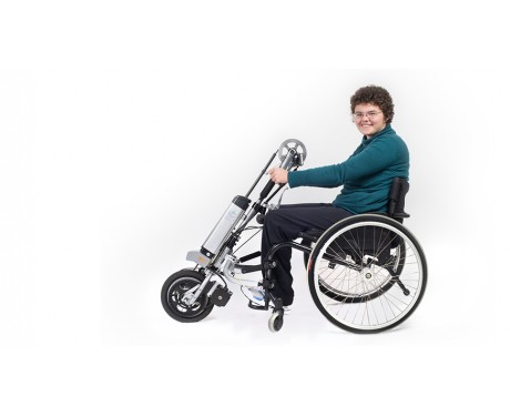 Power Assist Handcycle eDragonfly