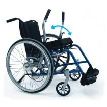 Levier pour fauteuil roulant Pivot