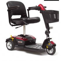 Go-Go LX 3-wheel mobility scooter