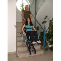 Portable Wheelchair Lift Stair-Trac