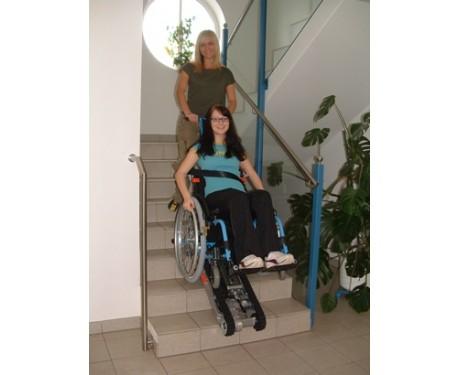 fauteuil d'évacuation d'urgence Stair-Trac