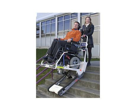 fauteuil d'évacuation d'urgence Super-Trac