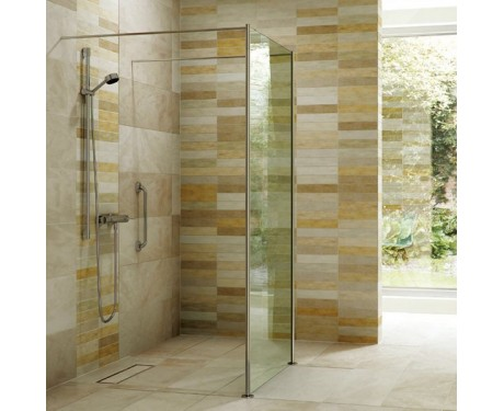 Adapted Shower space