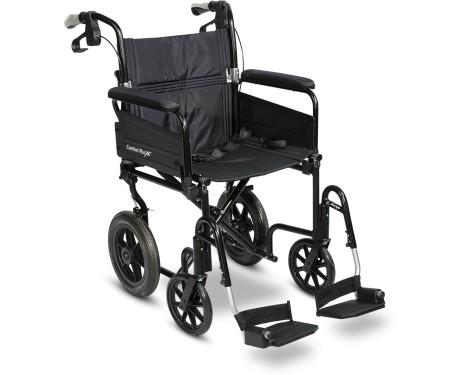 Fauteuil de transport léger de luxe Airgo Comfort-Plus XC