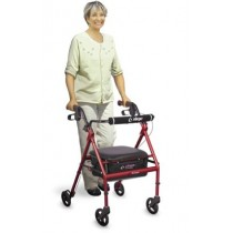 Airgo Rollator Adventure 6 Cranberry