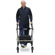 Airgo Adventure 8 Lightweight Rollator - Titanium