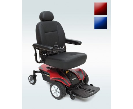 Jazzy Power Chairs - The Jazzy Select Elite