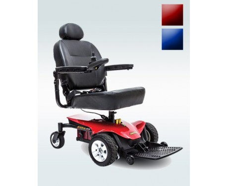 Chaise électrique Jazzy - Jazzy Elite ES Portable