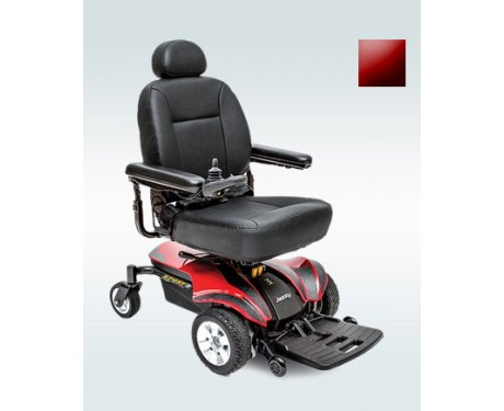 Chaise électrique Jazzy - Jazzy Sport 2